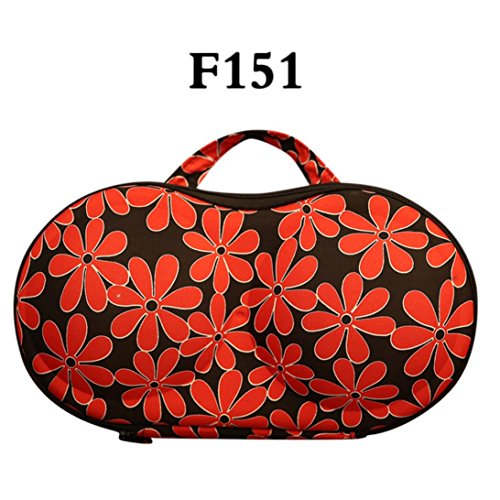 Waterproof Travel Toiletry Pouch Organizer Bag Case (Multicolor) - 8