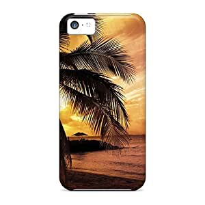 DaMMeke Design High Quality Sunset At The Bay Cover Case With Excellent Style For Iphone 5c