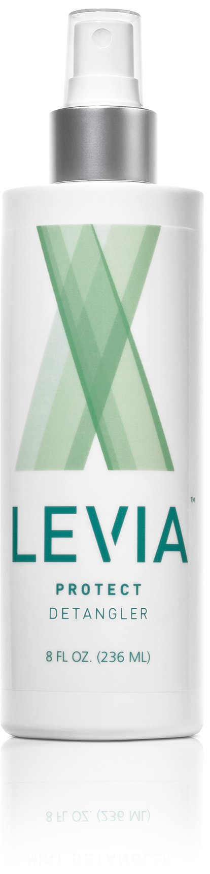 #1 Hair Detangler for Preventing Lice - LEVIA LICE - Natural Pesticide Free Products Infused with the Finest Essential Oils - Proven to Repel up to 100% of Lice - 8oz by LEVIA Health