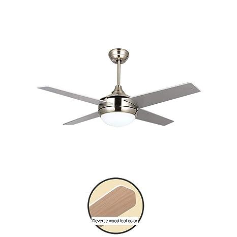 La luz de techo del ventilador, sala de estar retro hogar ...