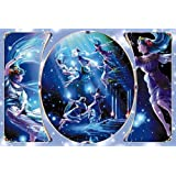 スターリーテイルズ the Zodiac by KAGAYA 1000ピース プレアデス[昴]【光るパズル】 (50cm×75cm、対応パネルNo.10)
