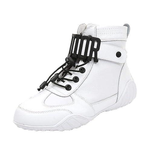 Frauen Sneakers Stiefel Damen Stiefeletten Lauf