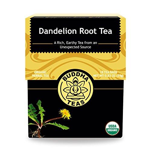 ot Tea - Kosher, Caffeine-Free, GMO-Free - 18 Bleach-Free Tea Bags ()