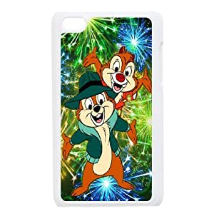 Ipod Touch 4 Phone Case Cover CHIP N DALE CD7732