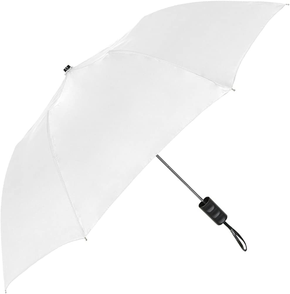 STROMBERGBRAND UMBRELLAS Spectrum Popular Style Automatic Open Close Small Light Weight Portable Compact Tiny Mini Travel Folding Umbrella for Men and Women