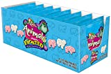Keebler Animals, Cookies, Frosted, Bulk Size, 96 Count (Pack of 12, 16 oz Trays)