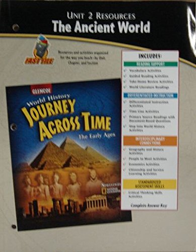 Unit 1 Resources : Early Civilizations (World History Journey Across time, The Early Ages)