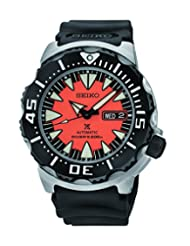 """Seiko Men's SRP315 """"Classic"""" Stainless Steel Automatic Divers Watch"""