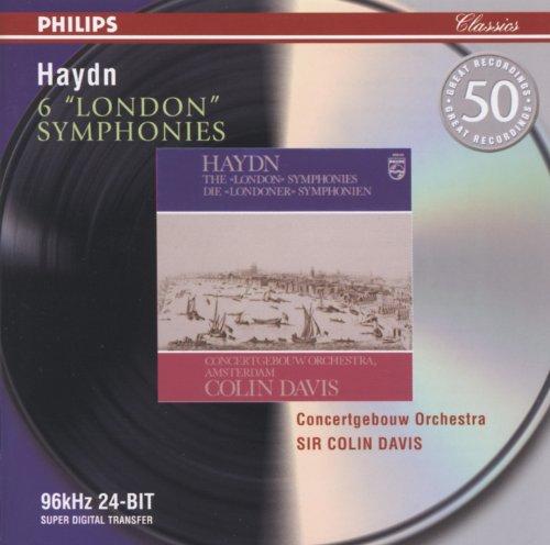 "Haydn: 6 ""London"" Symphonies (..."