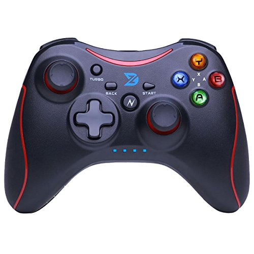 ZD-N+[2.4G] Wireless Gaming Controller for Steam,Nintendo Switch,PC(Win7-Win10),Android Tablet,TV BOX