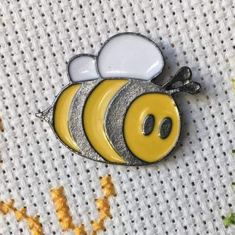 Be Kind Bumble Bee Gnome Needle MinderMagnet