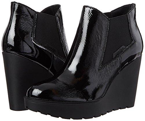 Noir Sydney Crinkle Calvin Black Klein Bottes Femme Patent 0qa8w5xw qqpHOT