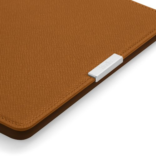 Amazon Kindle Paperwhite Leather Case, Saddle Tan - fits all Paperwhite generations
