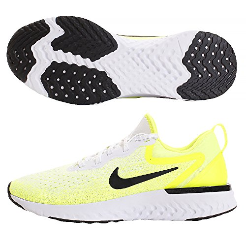 Chaussures Odyssey Homme white Running Compétition volt React Blanc De Nike 103 black dEaTffq