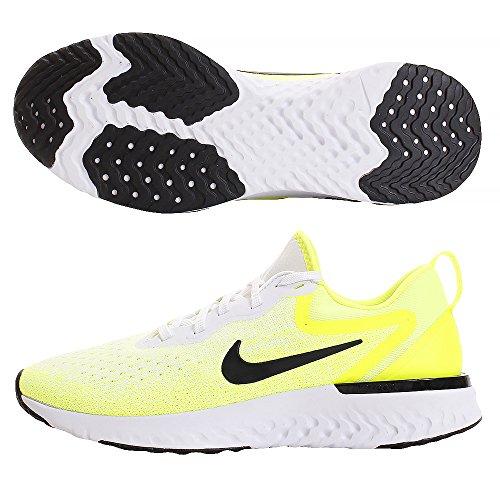 premium selection ec916 2a8ba Odyssey Uomo Scarpe 001 Nike black React white Da volt Basse Bianco  Ginnastica qC4YdU