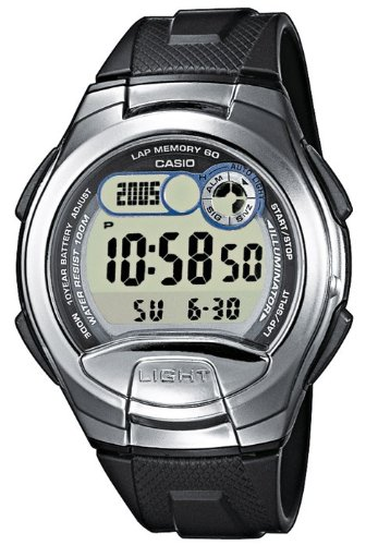 Casio Collection Gents Watch Alarm W-752-1AVEF