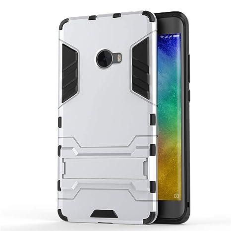 RONGZOM Funda Xiaomi Mi Note 2 Carcasa, PC+TPU Silicona Dual ...