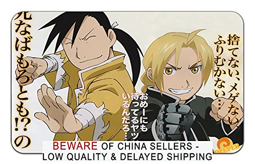 Full Metal Alchemist Anime Mousepad Playmat (24