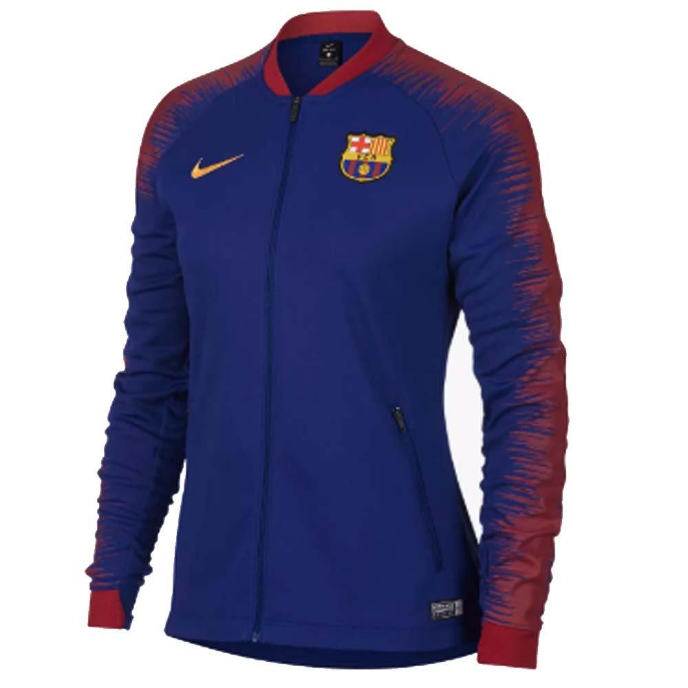 Nike Damen FC Barcelona Anthem Trainingsjacke