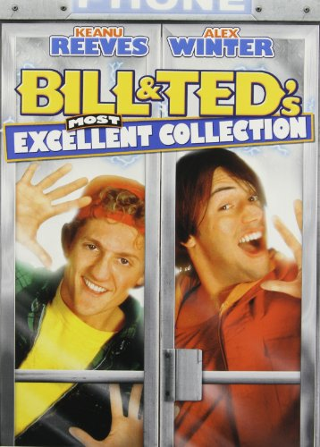 Bill & Ted's Most Excellent Collection by REEVES,KEANU