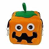 Sugar Glider Pouch Nest - Pumpkin Halloween Cube Premium Quality