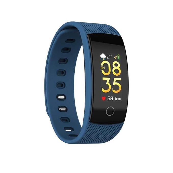 Btruely Reloj Deportivo Smartwatch, QS80 más Bluetooth Reloj ...