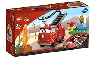 LEGO Duplo Cars 6132 - Rojo