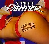 : Steel Panther - British Invasion [2 DVDs] (DVD)