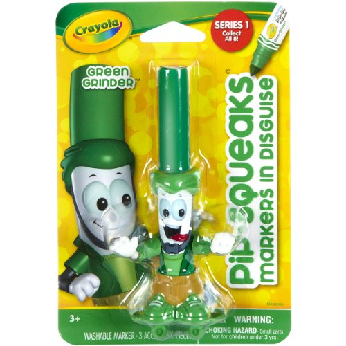 Crayola 58 8720 Pipsqueaks Markers Disguise