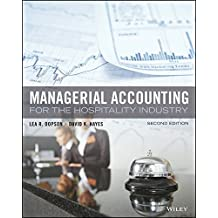 Managerial Accounting for the Hospitality Industry, 2nd Edition