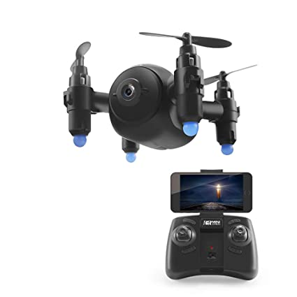 ACOC Drone con Cámara WiFi FPV 720P HD, RC Quadcopter RTF Altitude ...