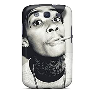 New Style SuperMaryCases Wiz Khalifa Premium Tpu Cover Case For Galaxy S3