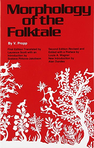 [B.o.o.k] Morphology of the Folktale<br />DOC