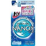 トップ ナノックス 洗濯洗剤 液体 つめかえ用 360g