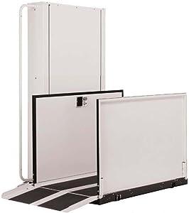 Electropedic Wheelchair Elevator Vertical Platform Mobile Home Porch Lift CPL