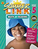 Summer Link Math Plus Reading is designed to be a fun way to help a child prepare for the grade ahead during the summer. Each 320-page book includes fun learning activities covering a range of topics in math and reading. The activities review skil...