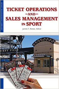 Book Ticket Operations and Sales Management (Sport Management Library) March 30, 2012