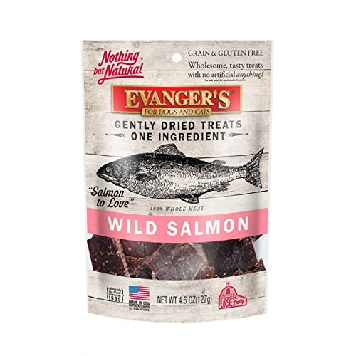Image of Evangers Freeze Dried Treats - Salmon - 4.6 oz
