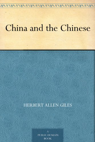 china-and-the-chinese