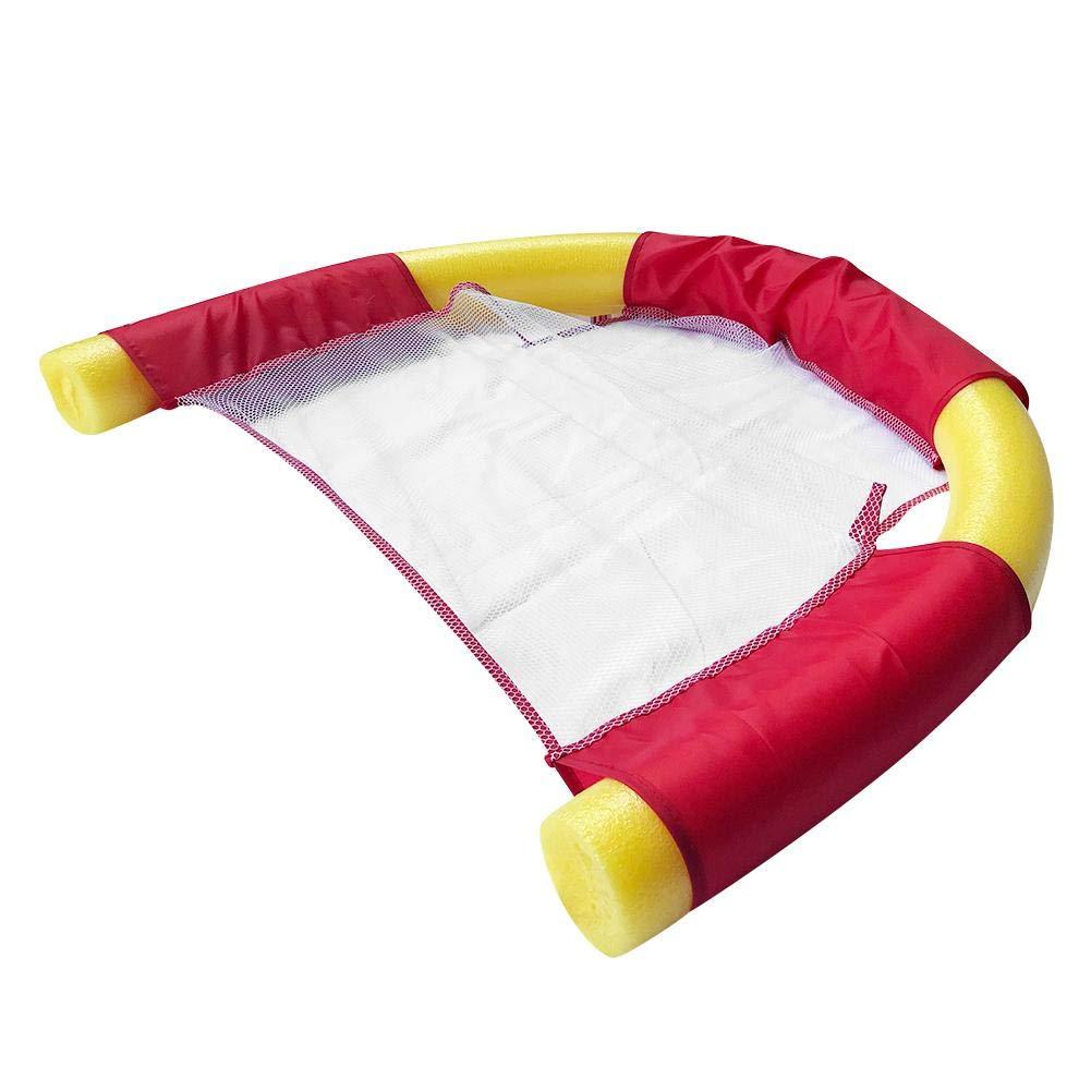 und herbewegender Nudel-Stuhl f/ür Wasser-Ineinander greifen-U-Seat Flexibler beweglicher Swimmingpool-Schwimmen-Sitz Ecisi Sitzen Sie Schwimmen-Aufenthaltsraum Sich hin bewegliches Pool-Schwimmen