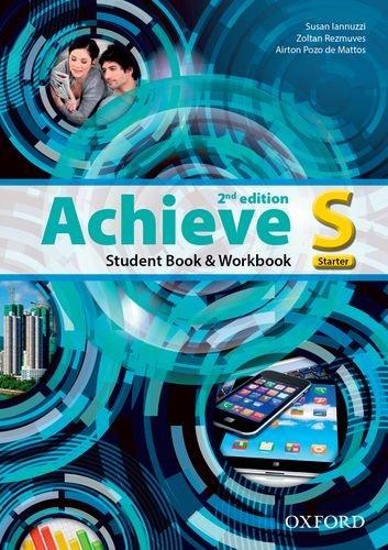 Achieve Starter Student's Book & Workbook