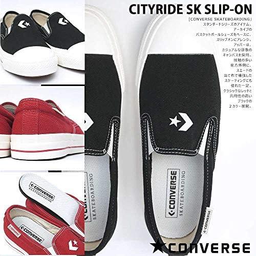 スニーカー シティライド SK スリップオン メンズ レディース スケートボーディング スタンダードシリーズ SKATEBOARDING CITYRIDE SK SLIP-ON