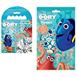 Finding Dory Carry Along Colouring and Finding Dory 700 Sticker Set