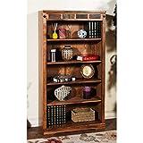 Sunny Designs 2952RO-60 Sedona Height Bookcase, 60''