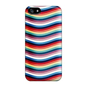 BXR28786COuX Anti-scratch Cases Covers SherrilClaudette Protective Ripples Cases For Iphone 5/5s