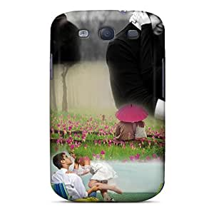 For Galaxy Case, High Quality Love Is 2 For Galaxy S3 Cover Cases