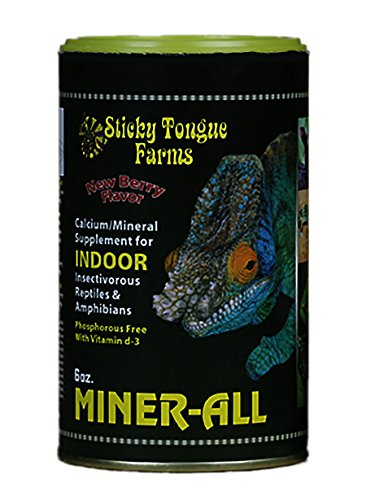 Miner-All Calcium/Mineral supplement, Indoor, 6 oz