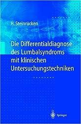 Die Differentialdiagnose Des Lumbalsyndroms Mit Klinischen Untersuchungstechniken