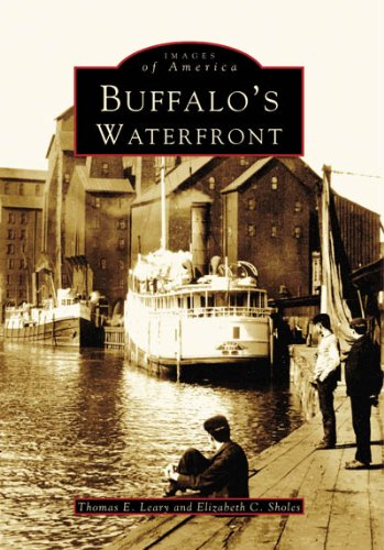 Buffalo's Waterfront (Images of America) (Buffalo Shop Buffalo, Ny)