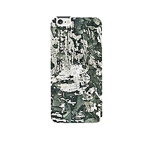 DH-hoping (TM) cell phone case for Iphone 6 plus 5.5 High Impackt Combo Soft Silicon Rubber Hybrid Hard Pc & Metal Aluminum Protective Case with Totem skull Luxurious (Iphone 5c Cases Of Mice And Men)